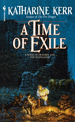 A Time of Exile By Kerr, Katharine